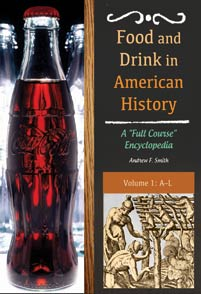 Food and Drink in American History cover image