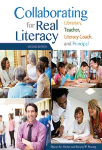 Collaborating for Real Literacy cover image