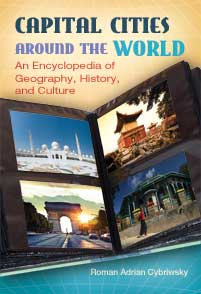Capital Cities around the World cover image