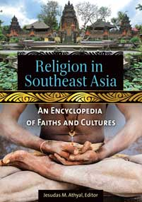 Religion in Southeast Asia cover image