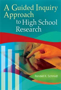 A Guided Inquiry Approach to High School Research cover image