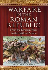 Cover image for Warfare in the Roman Republic