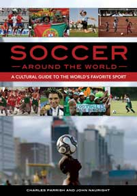 Soccer around the World cover image