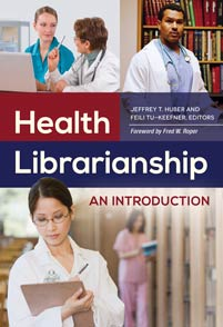 Health Librarianship cover image
