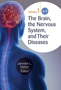 Cover image for The Brain, the Nervous System, and Their Diseases