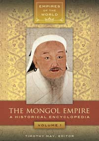 The Mongol Empire cover image