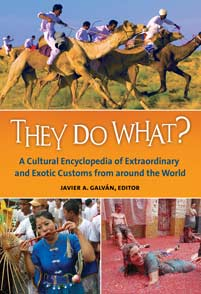 They Do What? cover image