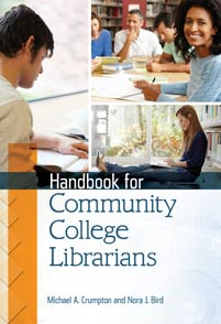Handbook for Community College Librarians cover image