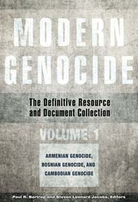 Modern Genocide cover image