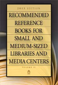 Recommended Reference Books for Small and Medium-sized Libraries and Media Centers cover image