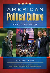 American Political Culture cover image