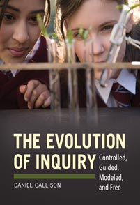 The Evolution of Inquiry cover image