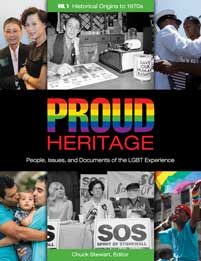 Cover image for Proud Heritage