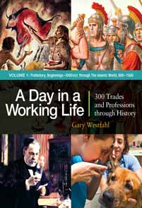 Cover image for A Day in a Working Life