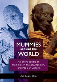 Mummies around the World cover image