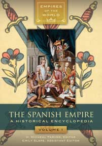 The Spanish Empire cover image