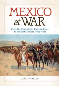 Mexico at War cover image