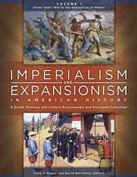 Cover image for Imperialism and Expansionism in American History