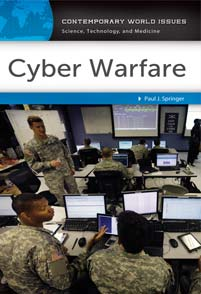 Cyber Warfare cover image