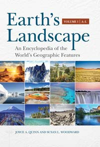 Cover image for Earth's Landscape