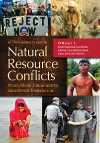 Natural Resource Conflicts cover image