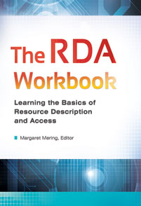The RDA Workbook cover image