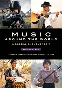 Cover image for Music around the World