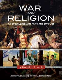 War and Religion cover image