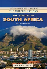 The History of South Africa, 2nd Edition cover image
