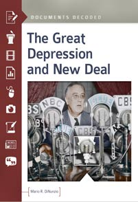 The Great Depression and New Deal cover image