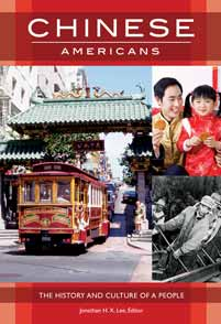 Cover image for Chinese Americans