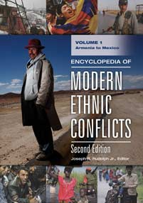 Encyclopedia of Modern Ethnic Conflicts cover image