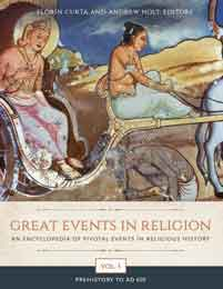 Cover image for Great Events in Religion