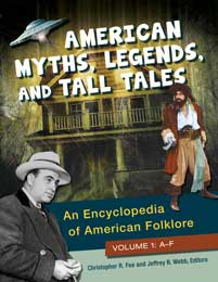 American Myths, Legends, and Tall Tales cover image
