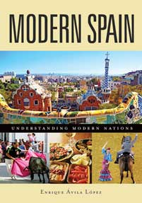 Cover image for Modern Spain