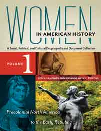 Cover image for Women in American History