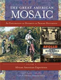 The Great American Mosaic cover image