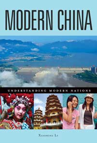 Modern China cover image
