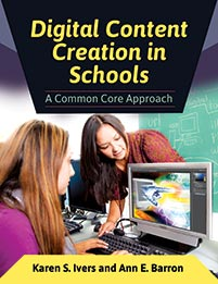 Digital Content Creation in Schools cover image