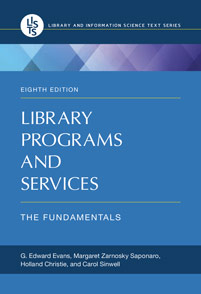 Library Programs and Services cover image