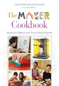 The Maker Cookbook cover image