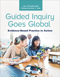 Cover image for Guided Inquiry Goes Global