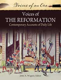 Voices of the Reformation cover image
