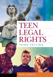 Cover image for Teen Legal Rights