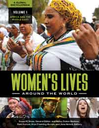 Women's Lives around the World cover image
