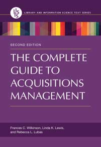 The Complete Guide to Acquisitions Management, 2nd Edition cover image