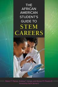 Cover image for The African American Student's Guide to STEM Careers