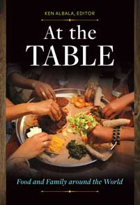 Cover image for At the Table