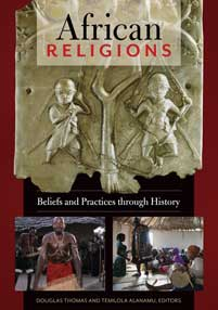 Cover image for African Religions