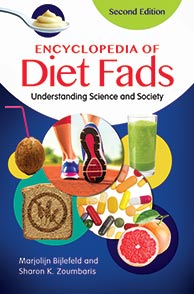 Encyclopedia of Diet Fads cover image